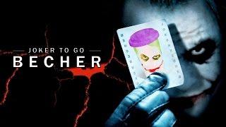 Batman: Joker to Go-Kaffeebecher