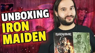 Baixar UNBOXING IRON MAIDEN - THE BOOK OF SOULS (LIVE CHAPTER)
