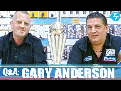 Matt's Team Unicorn Q&A - Gary Anderson