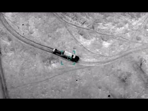 Azerbaycan, dün de Ermenistan'a ait askeri araçları imha etti