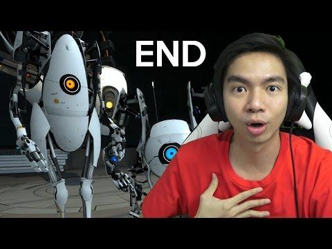 BEBAS JUGA !!! - Portal 2 - Indonesia #13 (END)