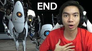 BEBAS JUGA !!! - Portal 2 - Indonesia #13 (END) MP3