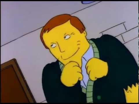 Meet Adam West (The Simpsons)