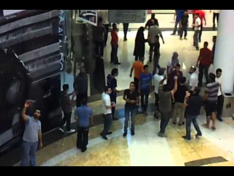 City center protest #Bahrain