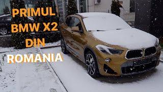 #142 Car vLog - PRIMUL BMW X2 DIN ROMANIA+M2+X1 DRIFT