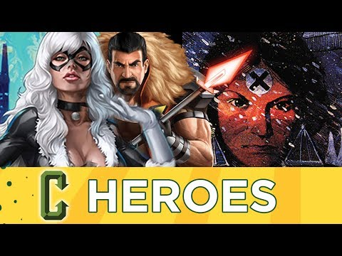 Silver and Black Rumored To Feature Kraven, New Mutants Will Be A Horror Film - Collider Heroes