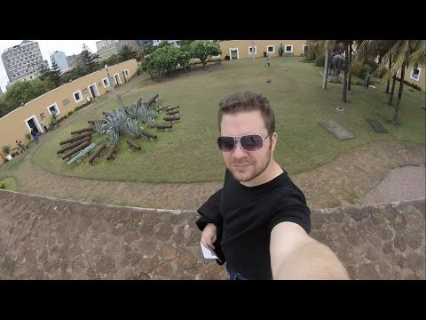 Almost Didn't Get Into Mozambique - Southern Africa (Part 4 of 12)