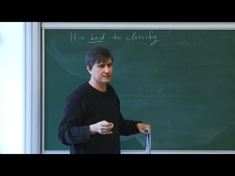 Maxim Kontsevich - 1/6 Resurgence and Quantization