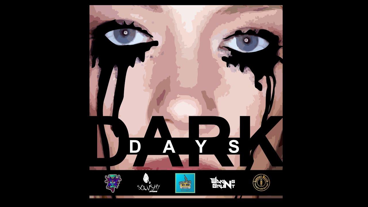 DARK DAYS | WOLF GREY JORDAN | YATTA | WAKING GRUNT | Prod. by SQUISHY STONE