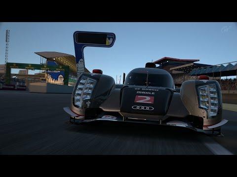 Audi R18 TDI(Audi Sport Team Joest)