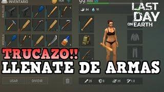LLENATE DE ARMAS CON ESTE TRUCAZO! | LAST DAY ON EARTH: SURVIVAL | [RidoMeyer]