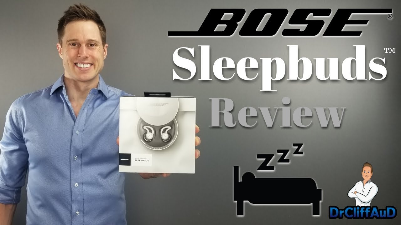 Bose Sleepbuds Review | The Best Tinnitus Cure For Falling Asleep?