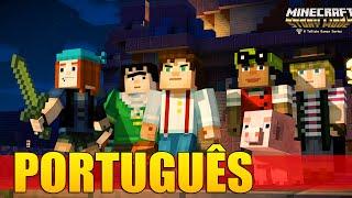 Como colocar o Minecraft Modo História em Português