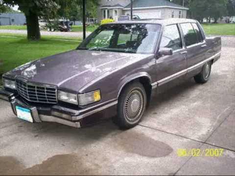 1993 Cadillac Sixty Special - YouTube