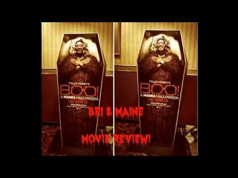 Movie Review!   Tyler Perry's Boo! A Madea Halloween