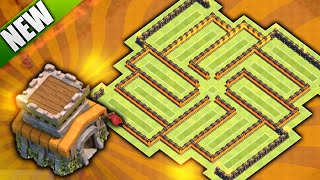 Clash of Clans - INDESTRUCTIBLE TH8 FARMING BASE! Insane Townhall 8 Farming BASE!