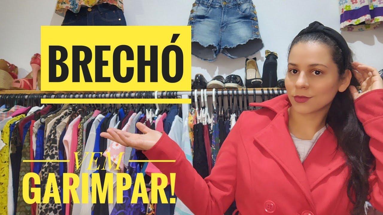 GARANTA SEU LOOK DE BRECHÓ