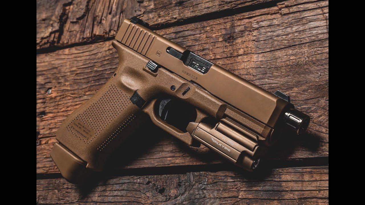 New Weaponlight For My Glock 19X // Olight PL Mini Valkyrie