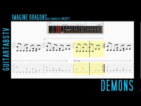 demons-by-imagine-dragons-fingerstyle-guitar-pro-tabs-(arrangement-by-gmcgp27)