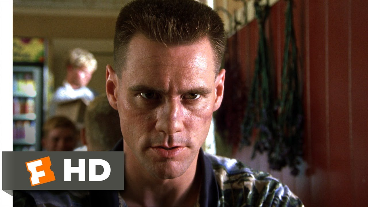 Me Myself Irene 45 Movie Clip What Is Your Problem 2000