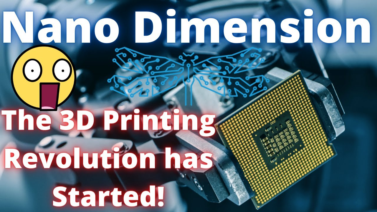 NNDM stock merger & Acquisition news! Nano Dimension needs to catch up in 3D printing! DM & Xone new