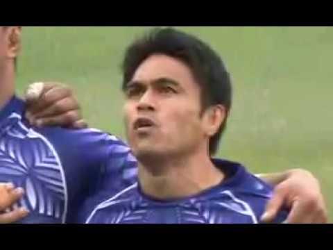Tonga vs Samoa - 1st Half