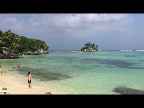 Anse Royale Beach 25.02.2017 Mahe Island/Seychelles