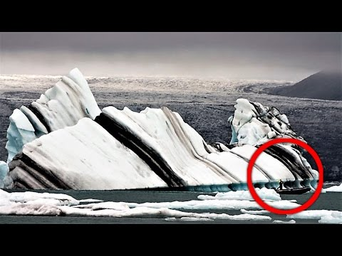 11 Strange Discoveries in Antarctica