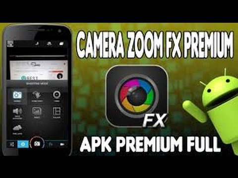 Camera zoom fx for android