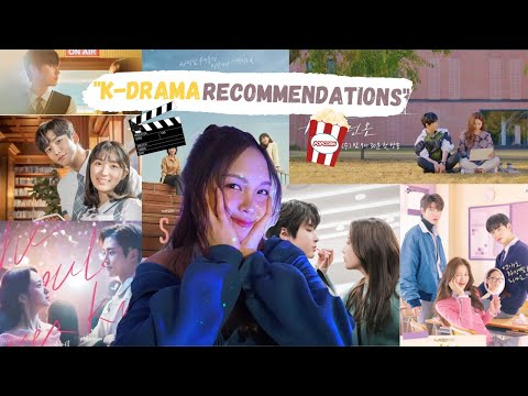 6 Korean Drama Recommendations l แนะนำซีรี่ย์เกาหลีฟิน!! จิกหมอน พระเอกหล่อ นางเอกสวย