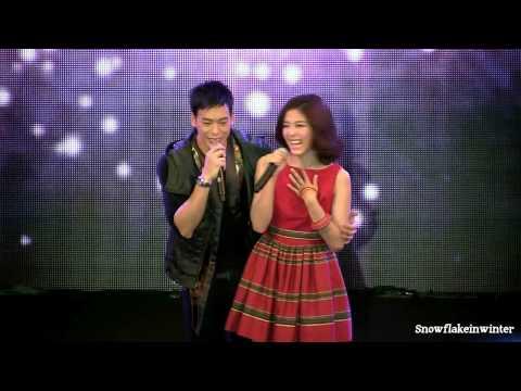 Bie Noona บี้ หนูนา: คู่กรรม @ Meet & Greet คู่กรรม รักจับใจ (24-05-13)