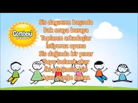 Sis Dağı - Çocuk Şarkısı - Dinle + Şarkı Sözü +  İndir