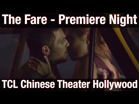 Movie Premiere Night - The Fare - TCL Chinese Theater - Hollywood