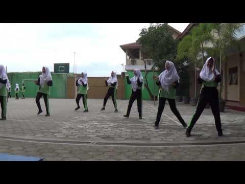 Senam Ritmik SMK Tamtama Karanganyar #XI Akuntansi 1