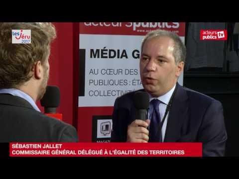 [#JERU2017] Interview de Sébastien Jallet | Acteurs Publics