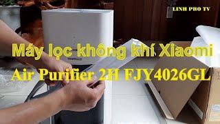 Máy lọc không khí Xiaomi Air Purifier 2H - Phiên bản quốc tế.