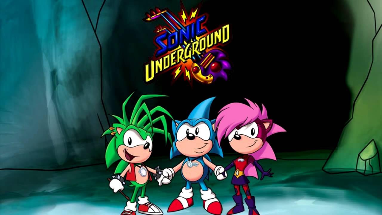 Sonic Underground 115 - Sonic Tonic   HD   Full Episode ...  Sonic Underground