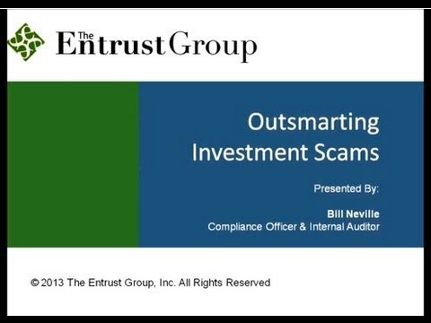 Outsmarting Investment Scams