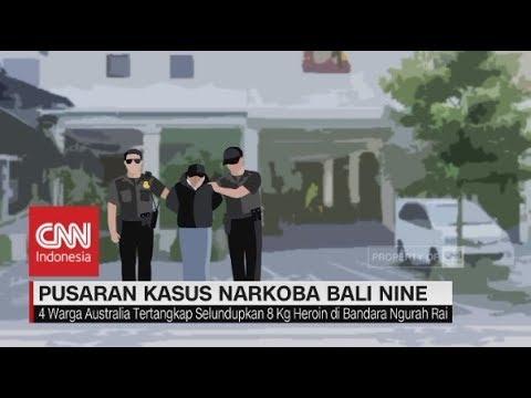 """Pusaran Kasus Narkoba """"Bali Nine"""""""