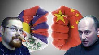 """Ежи Сармат смотрит """"Почему армия Китая захватила Тибет"""" (Николай Стариков)"""