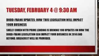 RE/MAX Realty Advantage: Training Outlines for February 3 - 7