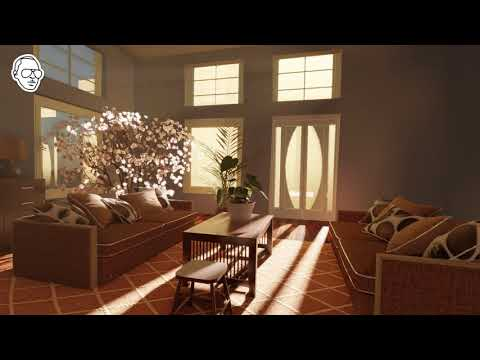 3D Visualization of a Modern Living Room by Atlantis Creative Studios Kenya