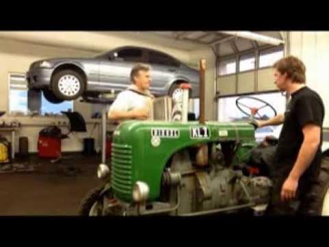 Traktormusik