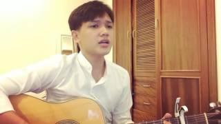 """cover guitar Tuấn Anh """"Anh cứ đi đi"""""""