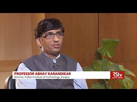 To The Point With Prof. Abhay Karandikar, Director, IIT Kanpur ...