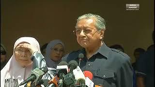 SIDANG MEDIA KHAS 115  BERSAMA TUN DR MAHATHIR MOHAMAD