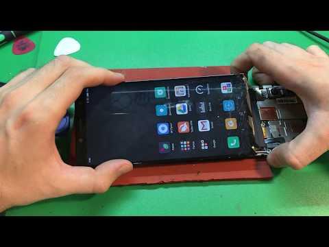 Замена стекла дисплея | Xiaomi Redmi Note 5