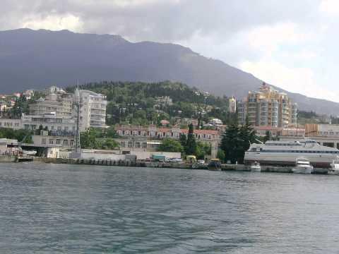 my Ukrainian trip - Yalta