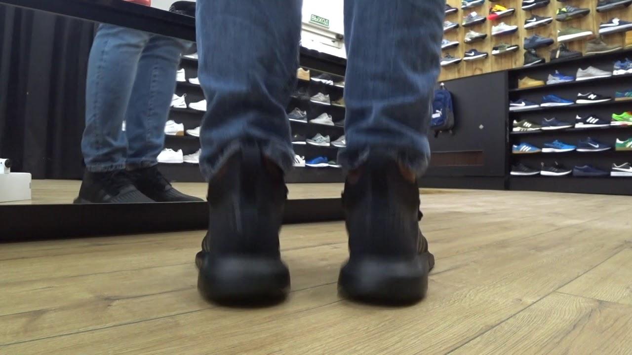 ONFEET Adidas Swift Run Barrier Black
