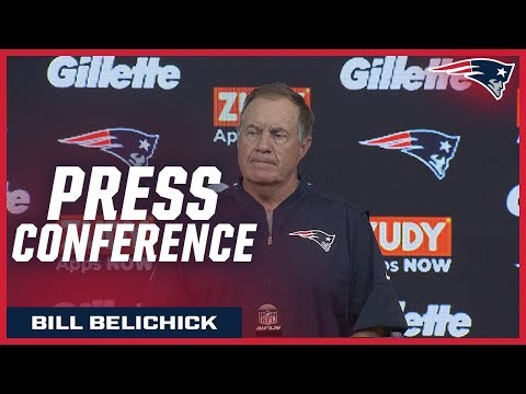 Bill Belichick On Win Over Panthers:
